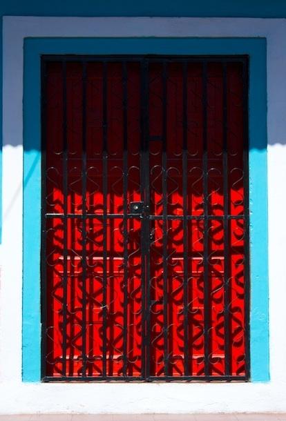 Doorway in Granada