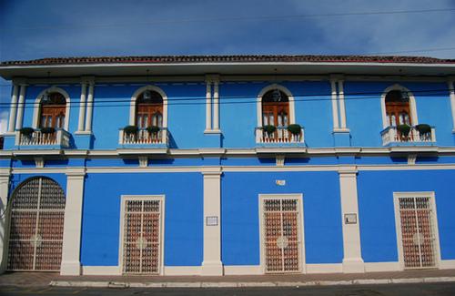 House in Granada Nicaragua