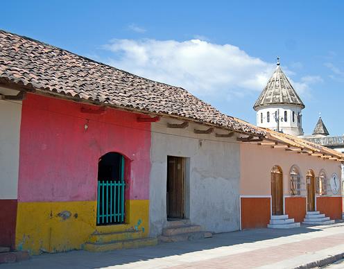 Houses Granada Nicaragua