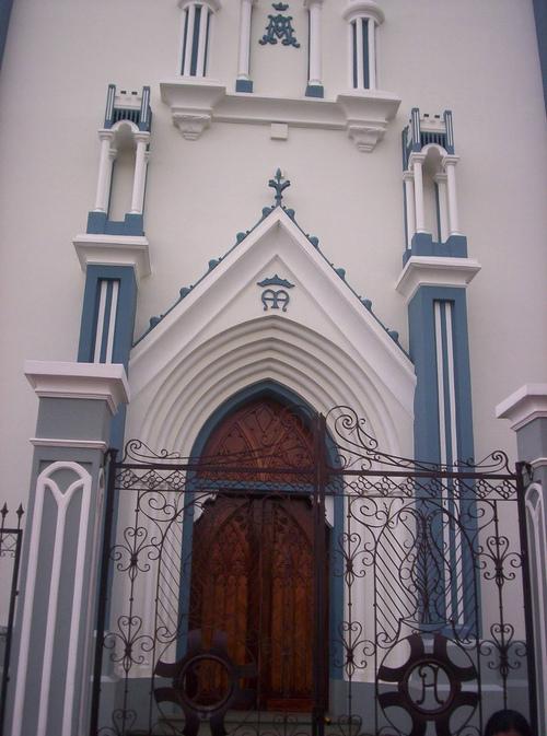 Iglesia de Mara Auxiliadora Granada